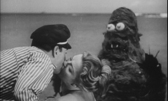 Image result for creature from the haunted sea