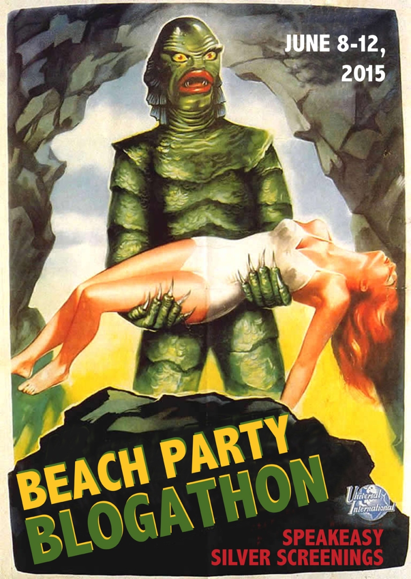 Beach Party Black Lagoon