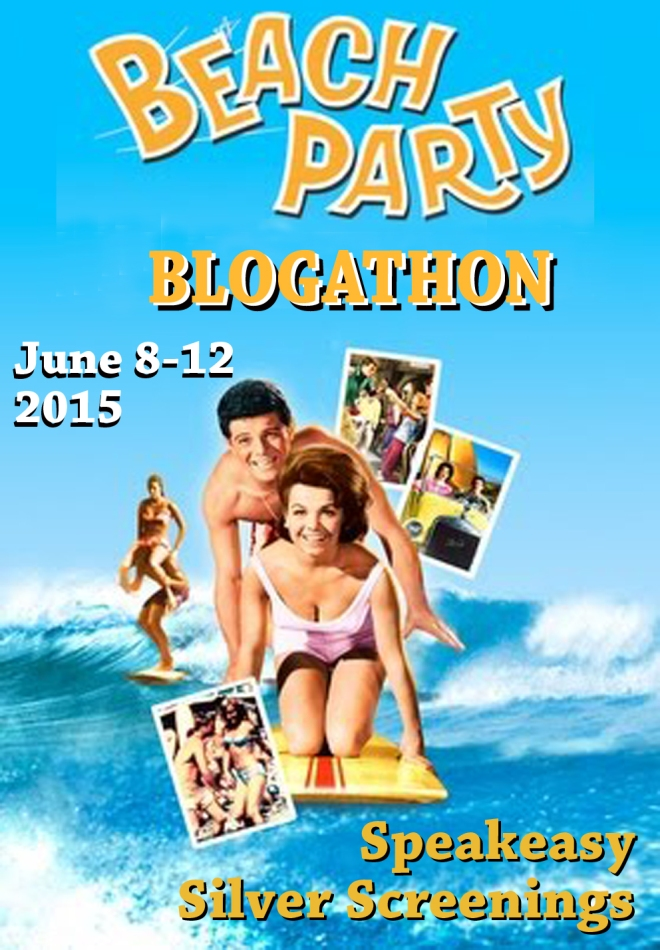 Beach Party Blogathon - June 8-12, 2015