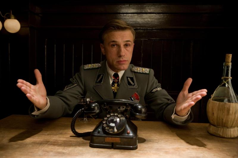 Film Title: Inglourious Basterds