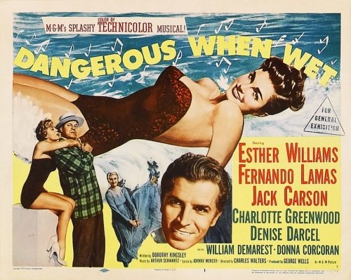Poster - Dangerous When Wet_04