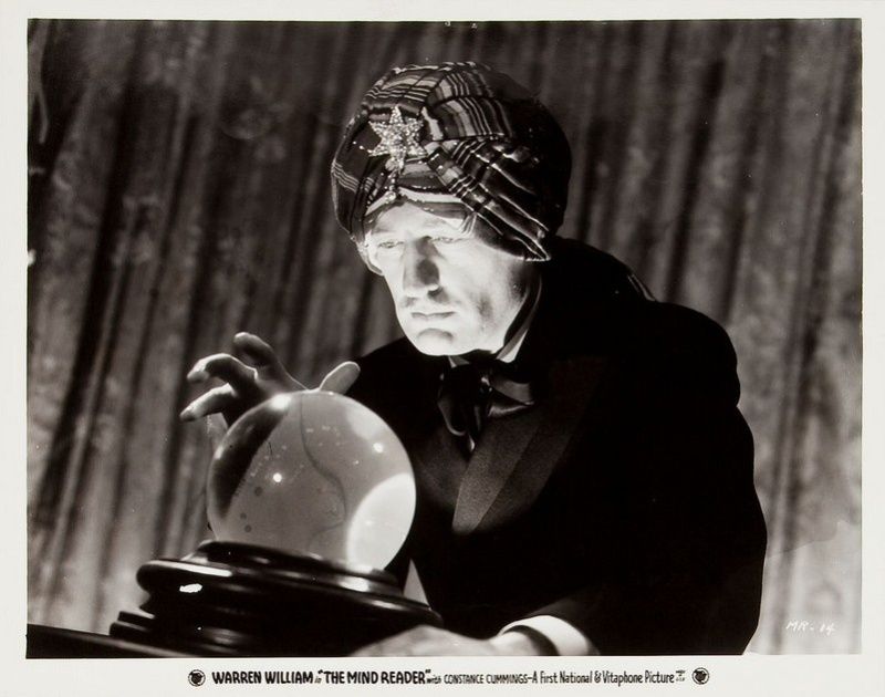 The Mind Reader 1933